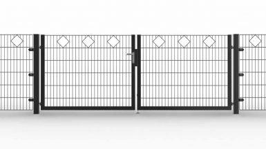 """RANKO Design-Zäune """"Dekora"""" Tore"""